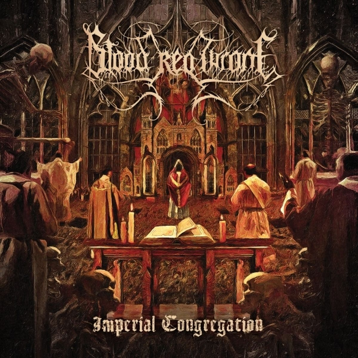 Blood Red Throne - Imperial Congregation - Imperial Congregation